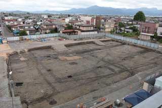 お知らせ:谷地城跡の発掘調査説明会(7月20日)